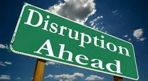 disruption#